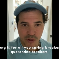 VIDEO: John Leguizamo and the Cast of KISS MY AZTEC! Sing 'The Social Distancing Song Photo