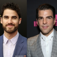 Darren Criss and Zachary Quinto to Star in Animated Superman Film