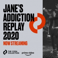 Jane's Addiction 'Replay 2020' Now Streaming Exclusively On The Coda Collection Photo