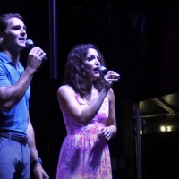 VIDEO: Watch Caroline Bowman & Austin Colby Sing a 'Something (For) Good' Mash-Up! Photo