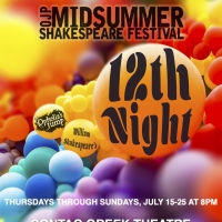 TWELFTH NIGHT to be Presented by Ophelia's Jump At Sontag Greek Theatre This July Photo
