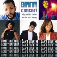 EMPATHY CONCERT: I CAN'T BREATHE Adds Wallace Smith, Eden Espinosa, Telly Leung & Mel Photo
