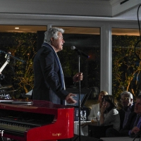 Photo Coverage: Steve Tyrell Returns to Table 26 Photo