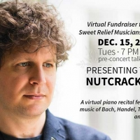 Pianist Daniel Vnukowski Performs 'The Nutcracker Suite' To Support Musicians In Need Photo