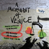 Shakespeare in Italy to Present A MERCHANT OF VENICE Photo