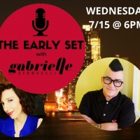 Gabrielle Stravelli Welcomes Lea DeLaria To THE EARLY SET Photo