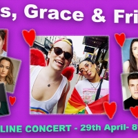 Lewis Cornay and Grace Mouat Will Lead Online Concert in Support of New Musical SNOWF Photo