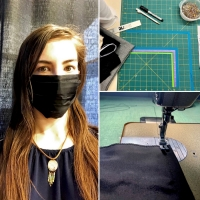 Vancouver Opera Mobilizes Costume Department To Make Non-Surgical Grade Masks For Workers In Essential Positions