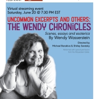 The Hangar Theatre Company to Present UNCOMMON EXCERPTS AND OTHERS: THE WENDY CHRONIC Photo