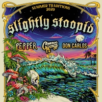 Slightly Stoopid Announce 'Summer Traditions 2020' Tour Dates