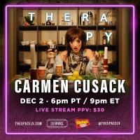 Feel Better After THERAPY with Carmen Cusack! Photo