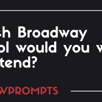 BWW Prompts: Which Broadway School Would You Want to Attend? Photo