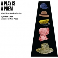 Atlantic Theater Company Announces Casting For Ethan Coen's A PLAY IS A POEM Photo