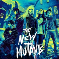 Photo Flash: See Exclusive New Artwork for THE NEW MUTANTS