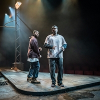 BWW Review: PASS OVER, Kiln Theatre Photo