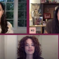 VIDEO: Andrea Burns Guest Hosts STARS IN THE HOUSE, Featuring Janet Dacal and Karen Olivo Photo