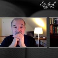 VIDEO: Stephen Greenblatt Talks MACBETH and His Book 'Tyrant' With Stratford FestivalArtistic Director Antoni Cimolino
