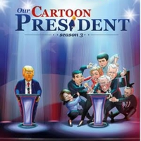 VIDEO: Showtime Releases Trailer for OUR CARTOON PRESIDENT Video
