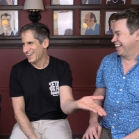 BWW TV: Seth Rudetsky and James Wesley Are Getting Ready for a Big Fat Broadway Vacat Photo