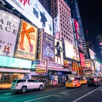 NYU Presents 'The Future of Broadway and the Path to Reopening' Photo
