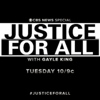 Gayle King to Anchor the Special JUSTICE FOR ALL Photo