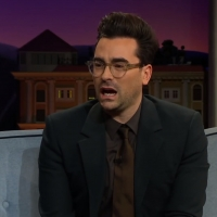 VIDEO: Dan Levy Talks SCHITT'S CREEK on THE LATE LATE SHOW WITH JAMES CORDEN Video