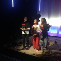 BWW Review: MEET ME AT DAWN/MÖT MIG I GRYNINGEN at Batalj Scenkonst/Teater3 Photo