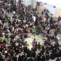 VIDEO: Protesters in Hong Kong Sing 'Do You Hear The People Sing?' From LES MISERABLES