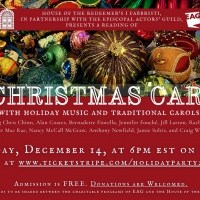 EAG And House Of The Redeemer Present A CHRISTMAS CAROL + Holiday Party Photo