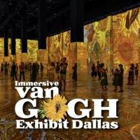 Immersive Van Gogh Exhibit Dallas – On Now! Photo