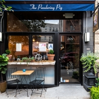 News from THE PANDERING PIG in Upper Manhattan Photo