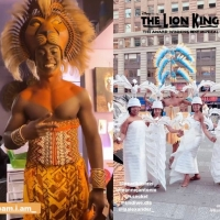 VIDEO: Watch THE LION KING's Brandon A. McCall Takeover Our Instagram! Photo