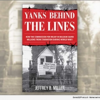 Jeffrey B. Miller Releases New Book YANKS BEHIND THE LINES Photo