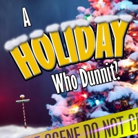 Way Off Broadway Kicks Off the Holiday Season with A HOLIDAY WHO DUNNIT? Photo