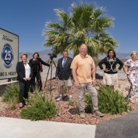 HBO's SMALL TOWN NEWS KPVM PAHRUMP Debuts August 2nd Photo