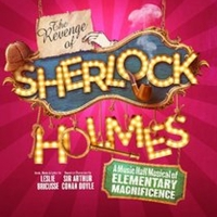 THE REVENGE OF SHERLOCK HOLMES! To Embark on UK Spiegel Tent Tour Photo