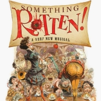 SOMETHING ROTTEN! Comes to the Warner Photo