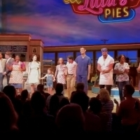 VIDEO: Watch Alison Luff & Mark Evans Take First Bows in WAITRESS!