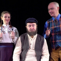 Centenary Stage Company Presents TEVYE SERVED RAW Photo