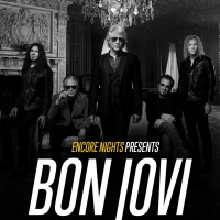 BON JOVI Announce Global Concert Experience Coming to Cinemas This June Photo