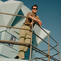 Nick Waterhouse Debuts 'Very Blue' & 'Medicine' Photo