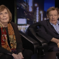 VIDEO: Watch Jerry Stiller and Anne Meara on THEATER TALK in 2010 Photo