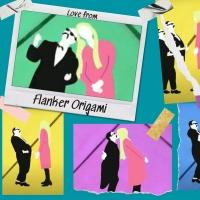 Organic Theatre Presents FLANKER ORIGAMI Photo