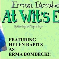 Triangle Productions Presents ERMA BOMBECK: At Wit's End Photo