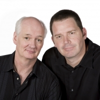 Colin Mochrie and Brad Sherwood to Bring Two Interactive Improv Shows toThe Ridgefi Photo