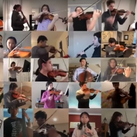 VIDEO: 200 Boston Youth Symphony Orchestra Students Perform 'Ode to Joy' Video