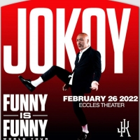 Jo Koy to Bring FUNNY IS FUNNY WORLD TOUR to the Eccles Theater Photo