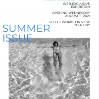 Morrison Hotel Gallery Sizzles With SUMMER ISSUE Photo
