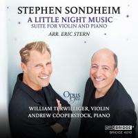 Opus Two Celebrates Sondheim/Bernstein at Feinstein's/54 Below Next Month Photo