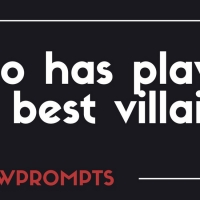 BWW Prompts: Who Has Played the Best Broadway Villain? Photo